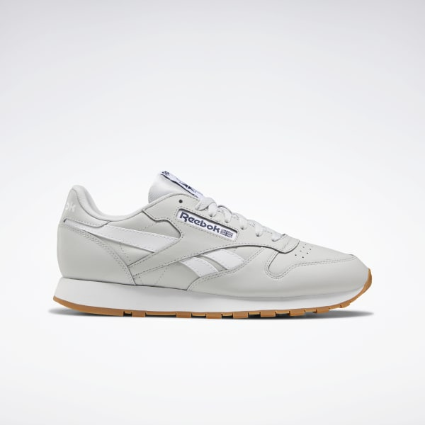 Reebok Classic Leather Shoes - Grey