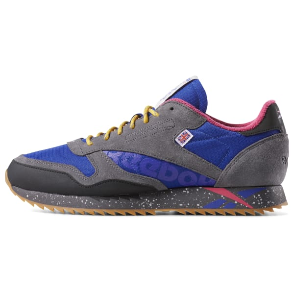 Reebok Classic Leather Ripple Altered - Grey  fe7816589