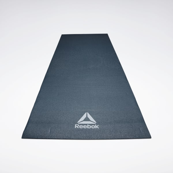 Reebok Yoga Mat 4mm Dark Green Green Reebok Us