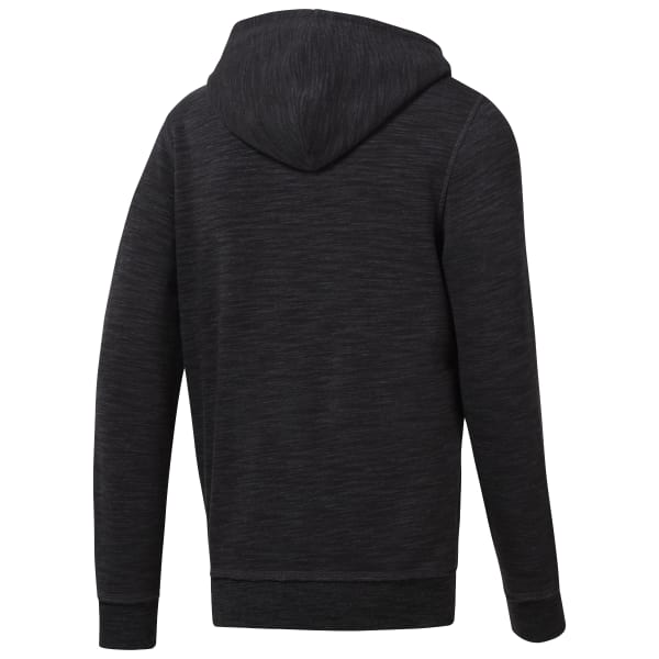 Sudadera Training Essentials Marble Full-Zip