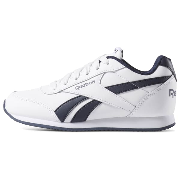 Buty dziecięce Royal Classic Jogger 2.0 2V Reebok (whitenavy)