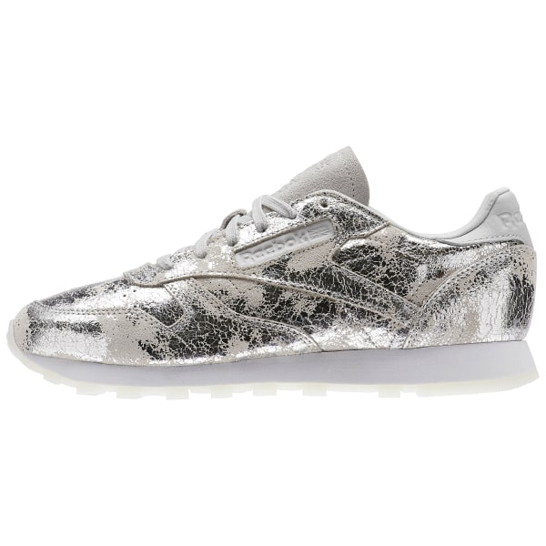 Tenis Classic Leather Dynamic Chrome