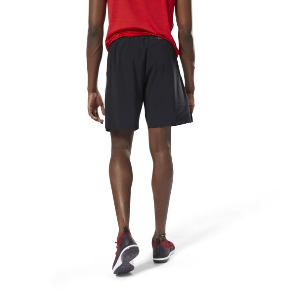b77cf095b878 Reebok Speedwick Speed Shorts - Black