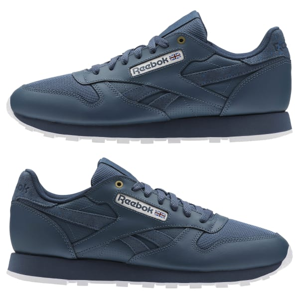 18de5cf2c7f57 Reebok Classic Leather Montana Cans - Blue