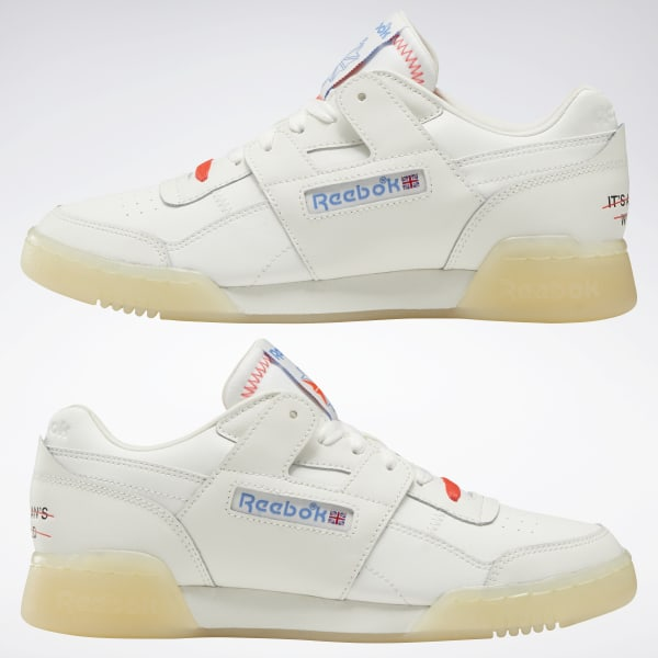 Reebok Workout Lo Plus Shoes Weiß | Reebok Deutschland