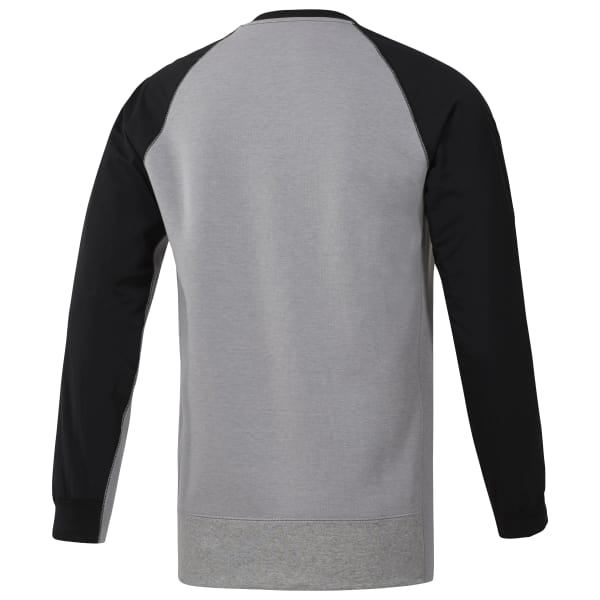 Felpa Training Supply Crewneck