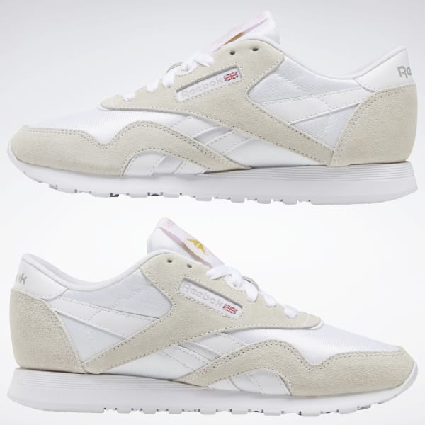 negar collar Continuar  Reebok Classic Nylon Women's Shoes - White | Reebok US
