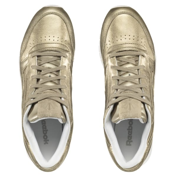 772d8e2e1e2 Reebok Classic Leather Melted Metals - Gold