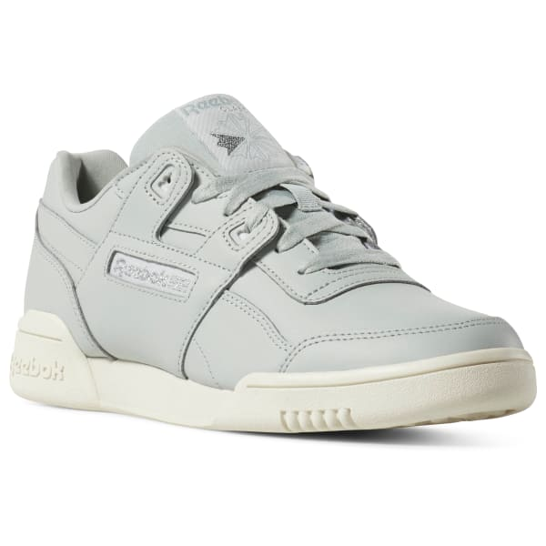 f3139e85636 Reebok Workout Lo Plus - White | Reebok Australia
