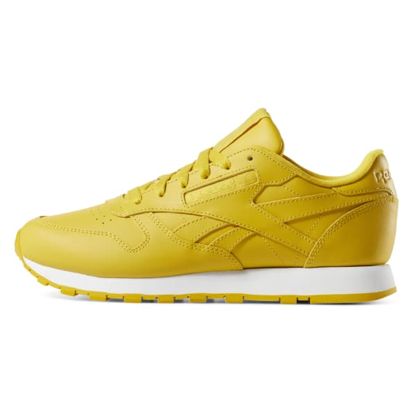 60d50ba223d Reebok Classic Leather - Yellow