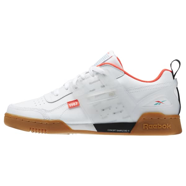 2d1277274f4 Reebok Workout Plus Altered - White