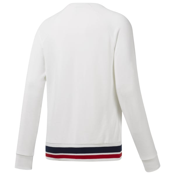Camiseta Classic French Terry Crew