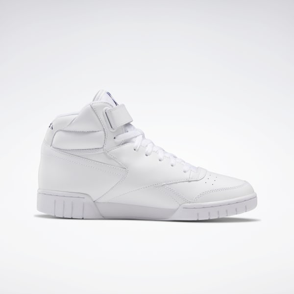 white high top mens shoes