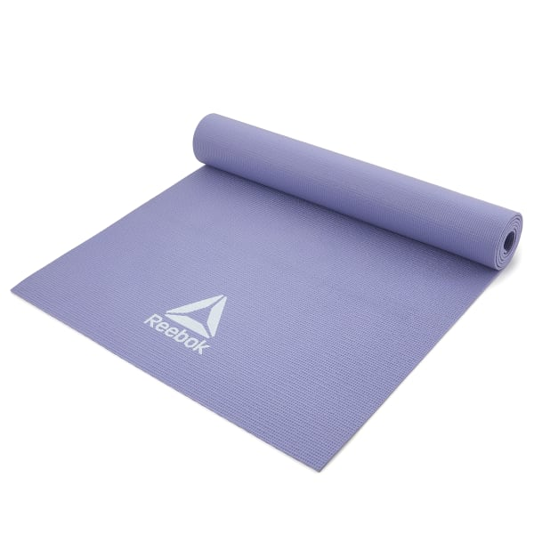 Reebok Yoga Mat 4mm Purple Reebok Mlt