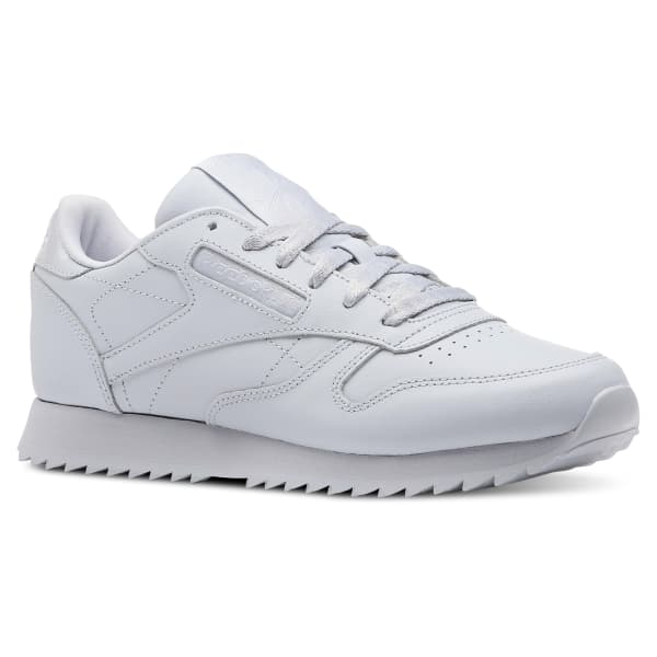 Reebok Classic Leather Ripple Trail Shoes Grey | Reebok MLT