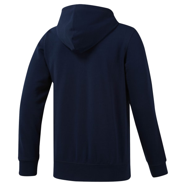Training Essentials French Terry Full-Zip Hoodie