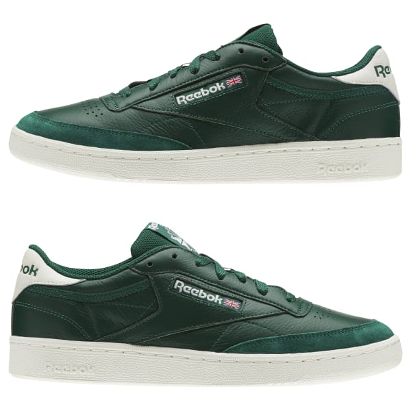 Reebok Club C 85 - Trc-Dark Green | Reebok US