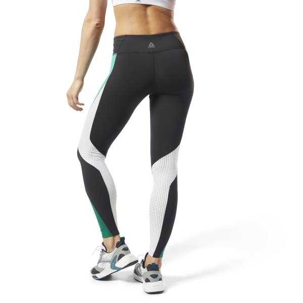 37d20a4213 Reebok Lux Tights 2.0 - Black | Reebok Ireland