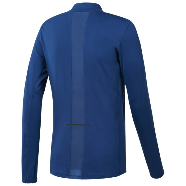 Blusa Running Quarter Zip