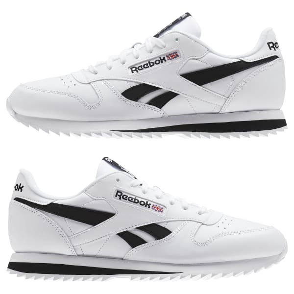 3b0edd5b3d27b Reebok Classic Leather Ripple Low BP - White