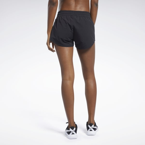 XS Reebok Womens 3 IN Woven Running Sports Gym Fitness Training Shorts Pants