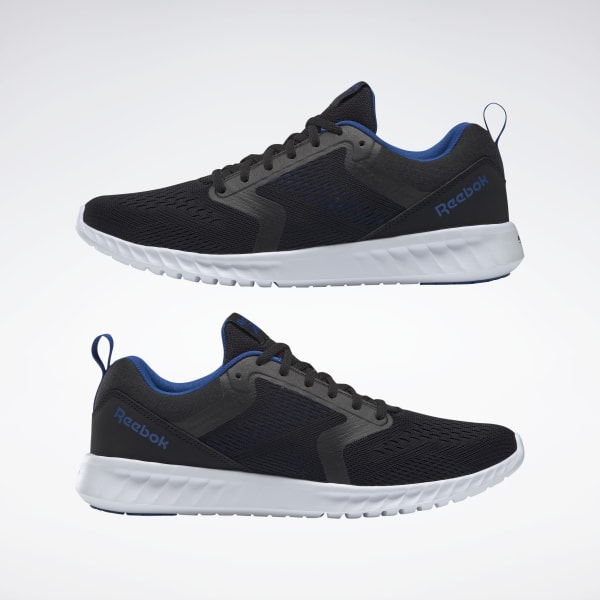 Details about  /Reebok SubLite Prime Sneakers Authentic Running Shoes Black New EF4078