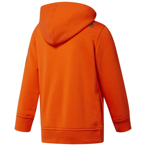 Bluza z kapturem Boys Reebok Full Zip