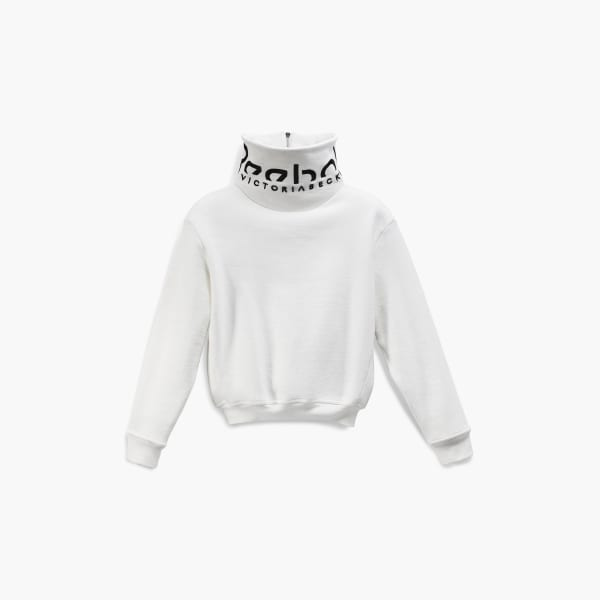 Reebok Victoria Beckham Cropped Branded Cowl