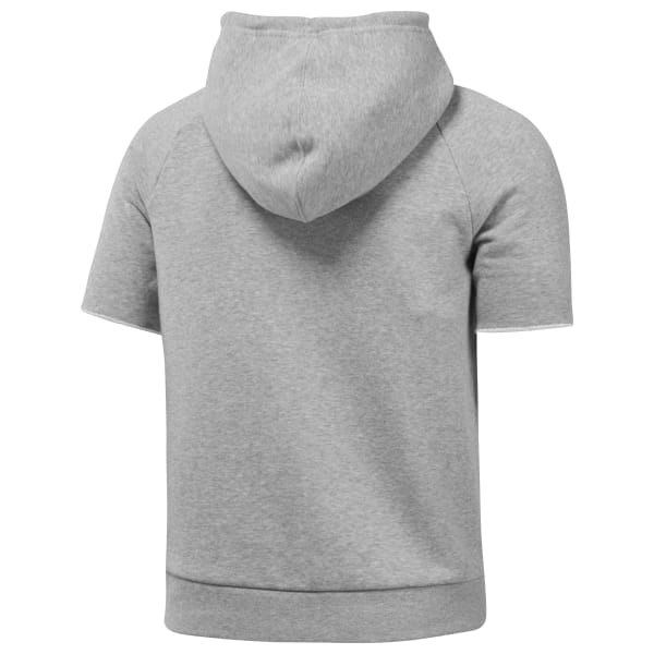 Workout Ready Short Sleeve Hoodie