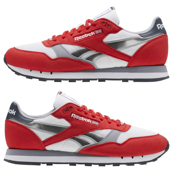 8ef219dc3761f Reebok Classic Leather - Red