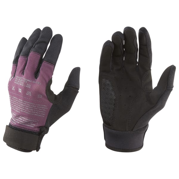 Reebok Crossfit Training Gloves: Reebok CrossFit® Training Gloves - Purple