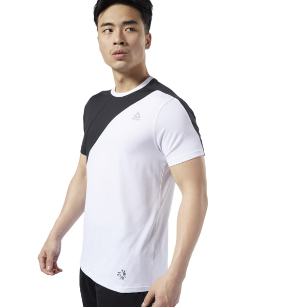 T-shirt LES MILLS® Blocked