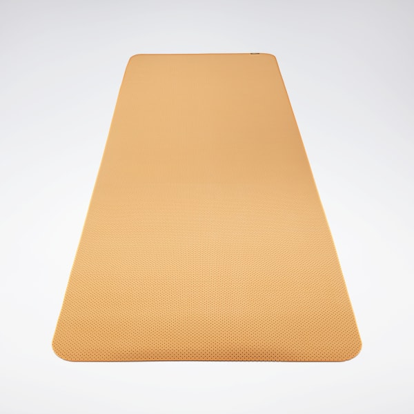 Reebok Yoga Mat Orange Reebok Mlt