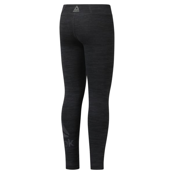 Girls Training Essentials Marble Melange Legging