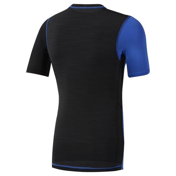 T-shirt de compression à motif Training