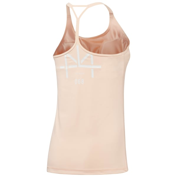 LES MILLS Tank With Built In Sports Bra