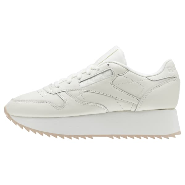 3c27af89e8b Reebok Classic Leather Double - Beige
