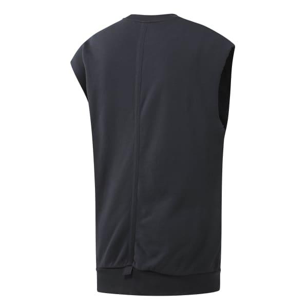 T-shirt à col rond Combat Washed