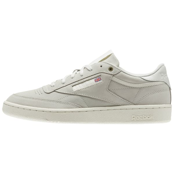92d565f944a Reebok Club C 85 Montana Cans collaboration - Beige
