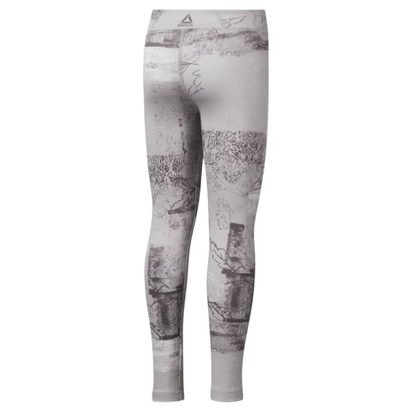 Girls' Reebok Adventure Studio Leggings