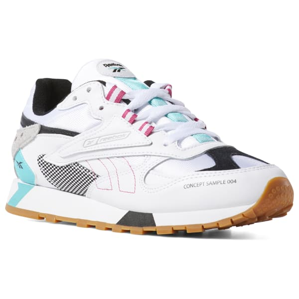 Reebok Classic Leather shoes turquoise