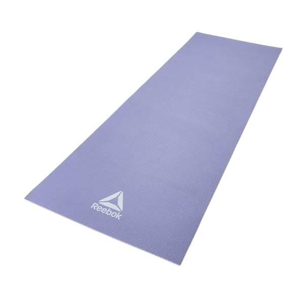 Reebok Yoga Mat 4mm Purple Purple Reebok Us