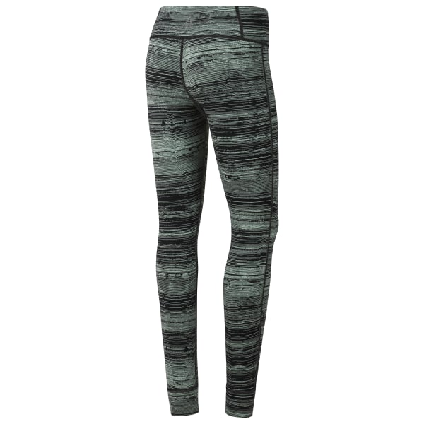 Lux Tights - Stratified Stripes