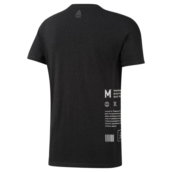 Camiseta M Crossfit Move