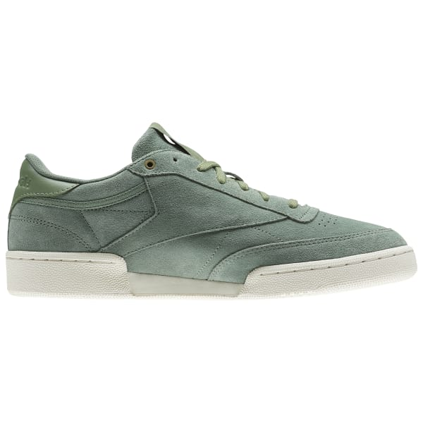 67b013bc89e Reebok Club C 85 Montana Cans collaboration - Green