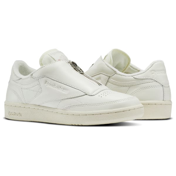 975852bebf58 Reebok Club C 85 Zip - White