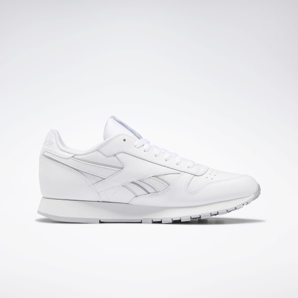 reebok classic leather white mens