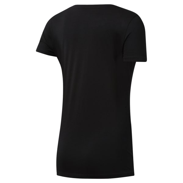 Camiseta Reebok Scoop Neck