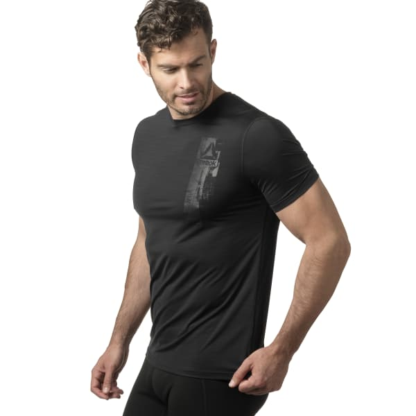 Maglia Workout Ready ActivChill Graphic