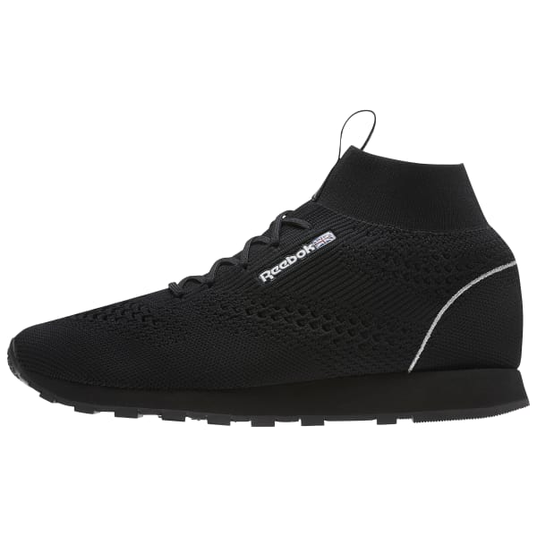 82954de5a453c Reebok Classic Leather MID ULTK - Black